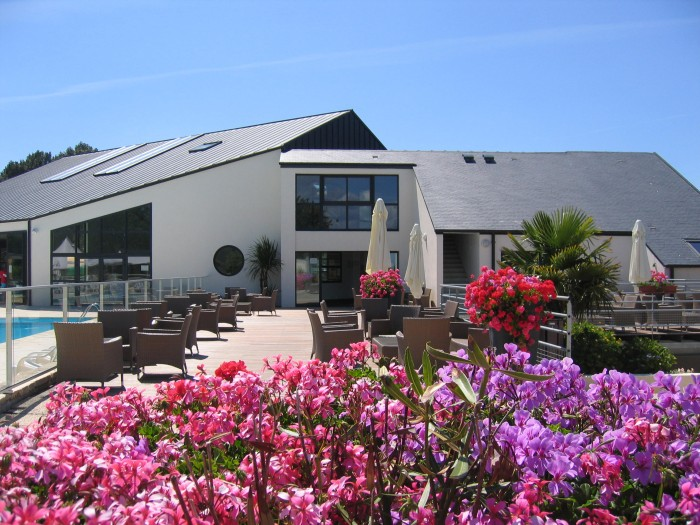 """Le spa """"Douc'heure du golfe"""" à Baden en Morbihan, Bretagne. Soins du du corps et du visage, massages, hammam, sauna..."""