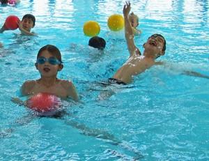 Stage de natation pendant les vacances de Pâques à Baden